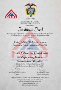 diploma ised